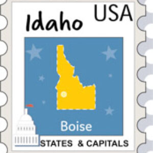 Group logo of State Chapter: Idaho