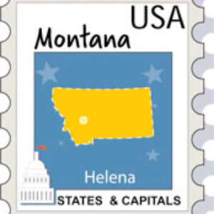 Group logo of State Chapter: Montana